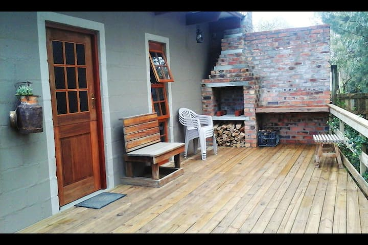Karoohuis, tranquil self catering unit