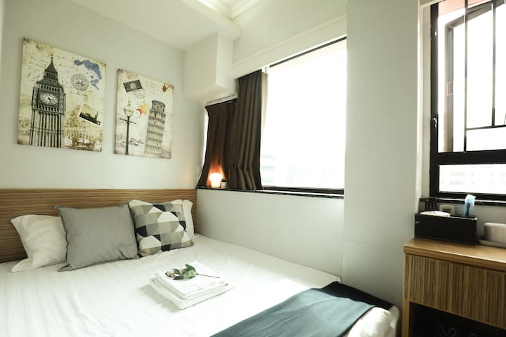 TST Licence Hostel Private room with Double bed