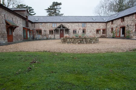 Hayes Barn Luxury Accommodation - Shropshire - Oda + Kahvaltı