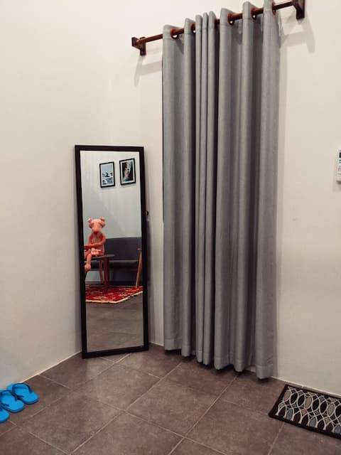 Spacious space with cozy bedroom loft - Mai 7