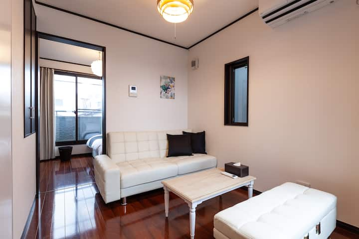 7min from the station/Easy access to Shinjuku★Wifi