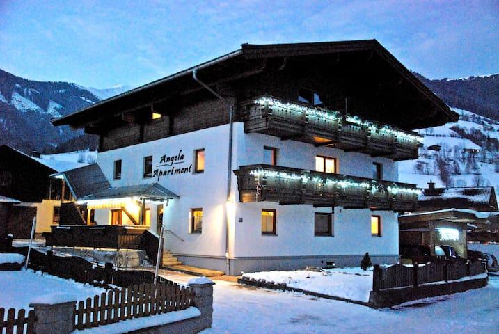 Angela Apartment Ski, Berg,See - Walchen - Rumah