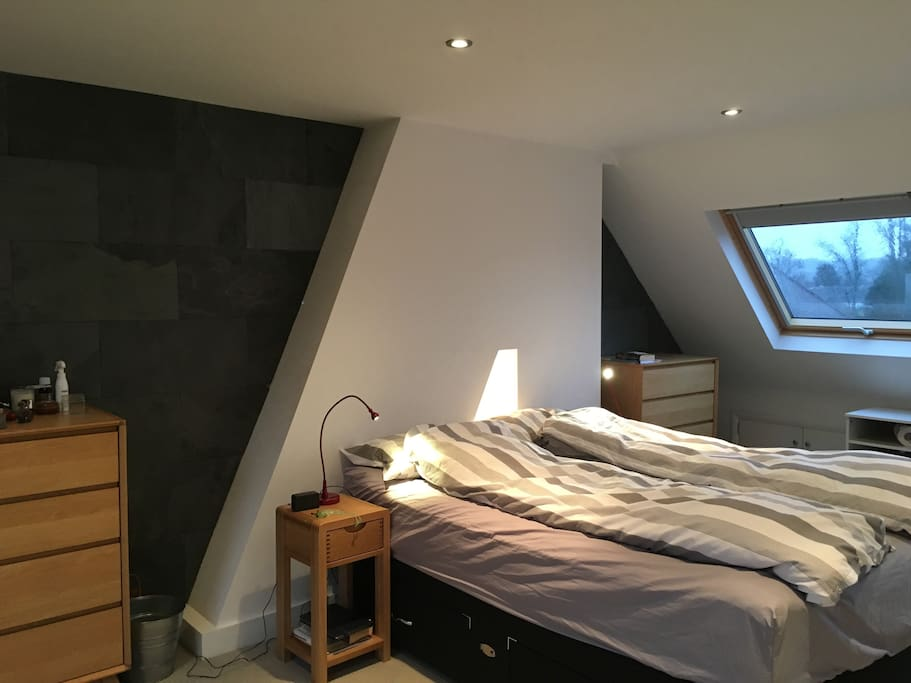 4th bedroom, loft conversion