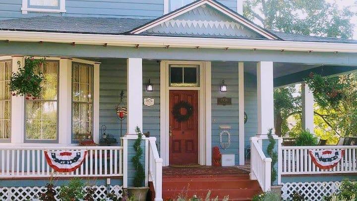 The I. L. Smith House