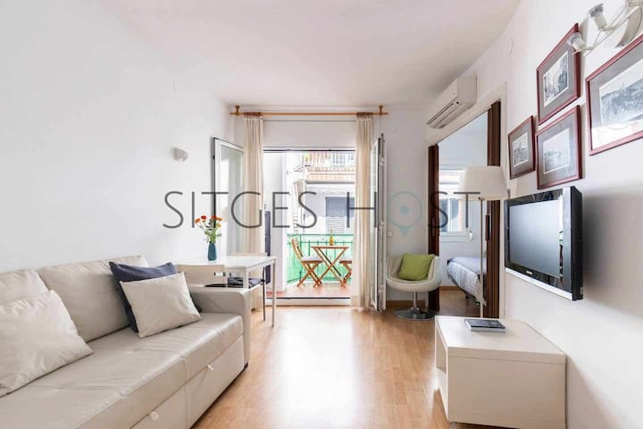 Sitges CENTRAL - Stay in the heart of Sitges