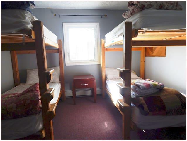 (B03) CoEd Balcony Dorm/Bunk Bed