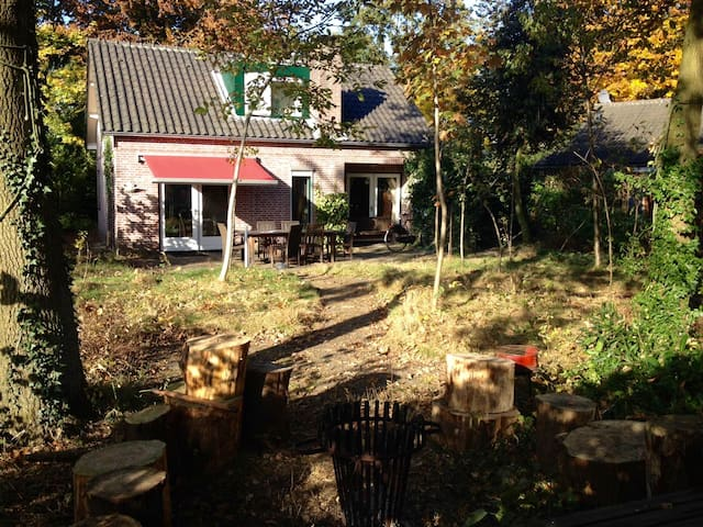 Freestanding Cottage in the Woods near Breda - Oosterhout
