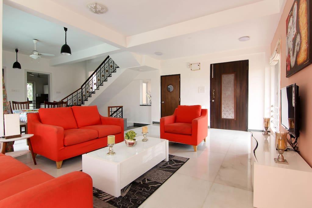 Beautiful Bungalow Close To Heart Of Lonavala Bungalows For Rent In Lonavala Maharashtra India
