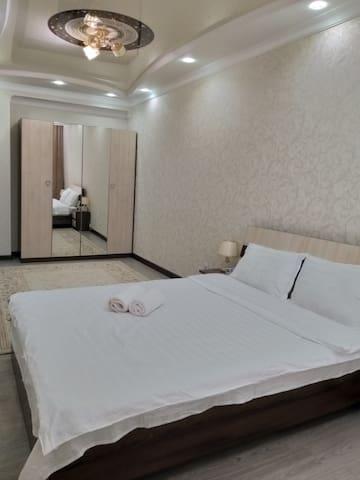 Шикарная 2 комнатная квартира со всеми удобствами.
