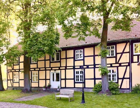 Ferienwohnung auf dem Rittergut Bömitz