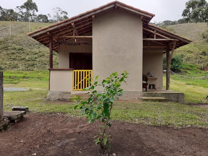 Casa de Campo II próxima à Cachoeira do Arco-íris