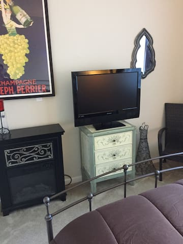 Private In-Room Television