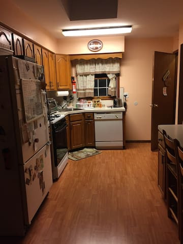 Large One Bedroom Private Apartment - Bethpage - Apartamento