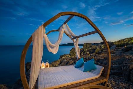 Sea Gems Villas-Sapphire 3 Bedroom Villa with Pool - Vasilikos - Villa