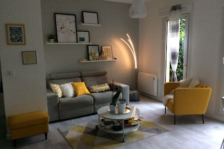 Cozy and modern apartment close to Paris - Eaubonne