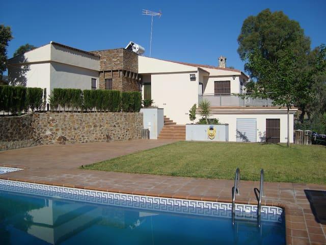 Villa Sierra de las Cruces