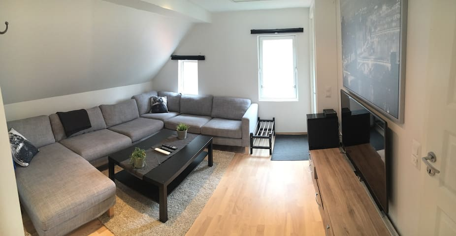 Cozy 2 bedroom apartment close to center.