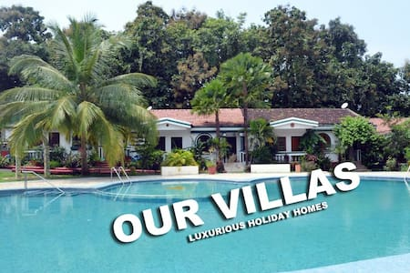 OUR STANDARD I BHK VILLA NEAR ANJUNA GOA - Anjuna