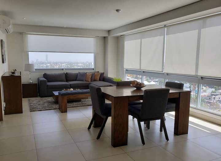 Great View and Luxury from your 2BR Apartment!!!