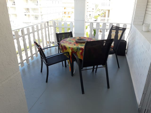 Apartamento en la playa de Moncofar