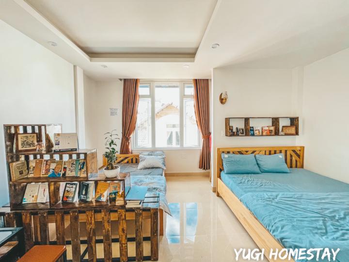 YuGi Homestay Cosy Room 3- Central in Da Lat city