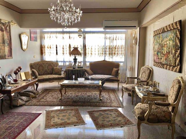 Cozy Room near Airport and Suncity Mall - Cairo