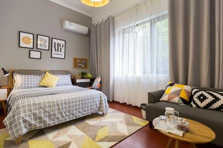 别墅商务套房,舒适宽敞,北欧风格,机场、高铁换乘便利。提供发票 - Villa