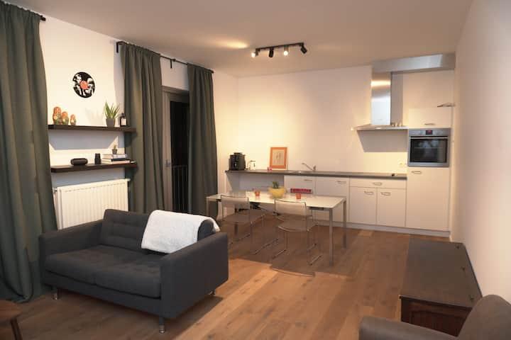 Cosy appartment Eilandje