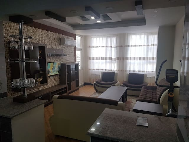 Luxury apartment #76 with extraordinary facilities