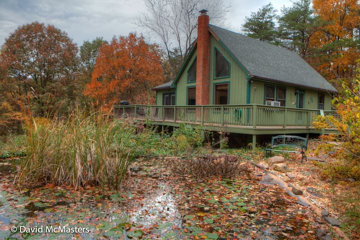 Private and Cozy Chalet with WiFi - Berkeley Springs