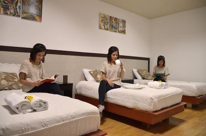 Habitacion Hotelera - Bogotá - ที่พักพร้อมอาหารเช้า