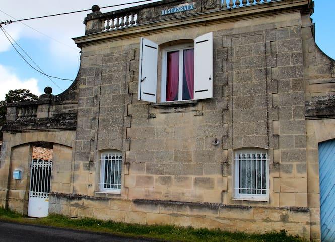 villa Descazeau