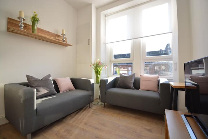 Enjoy a luxurious and welcoming flat