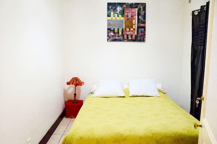 chambre agréable centre ville - Beaune - Appartement