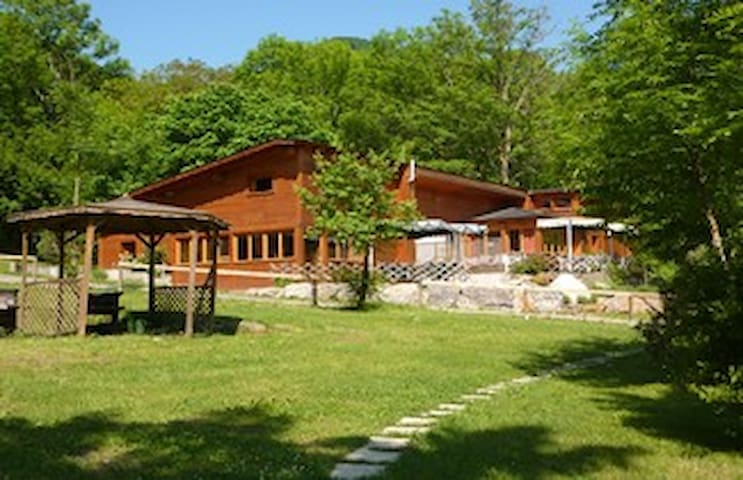 Chalet le Grand Bois 19-25 couchages