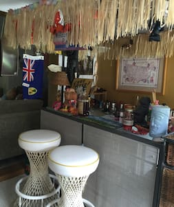 TIKI BAR @ JOAN'S  $35 & UP