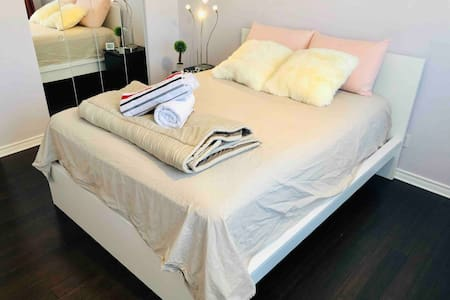 Awesome bed room/ near University of Manitoba