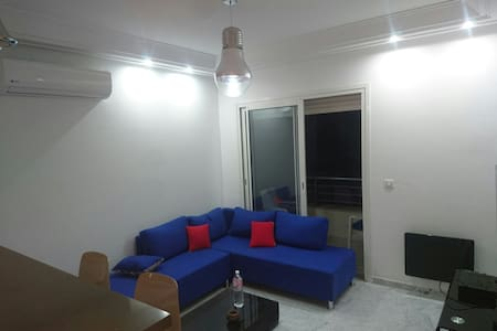 Loft moderne tout confort + parking - Tunis - Apartment
