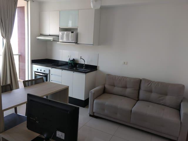 Loft Studio 38m2 próx. Shop. e Aeroporto Guarulhos
