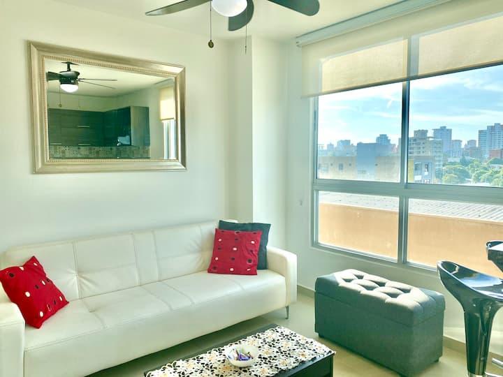 Acogedor Apartamento en Dalia 64 9C