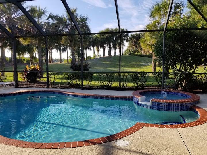 Escape to Florida Home