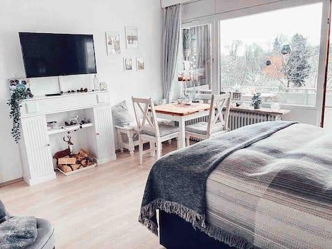 Detalhes para Apartamento HARZLICH HYGGE
