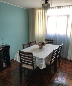 Acogedora Casa en San Juan