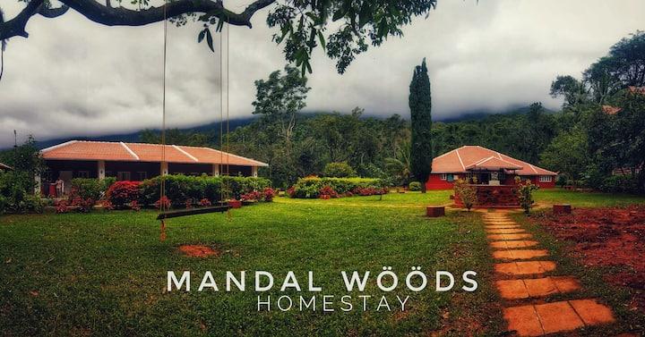 MANDAL WOODS - Heritage Bungalow
