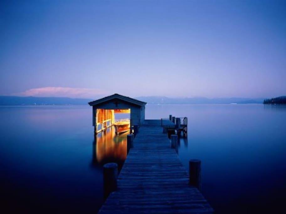 Lovely setting
