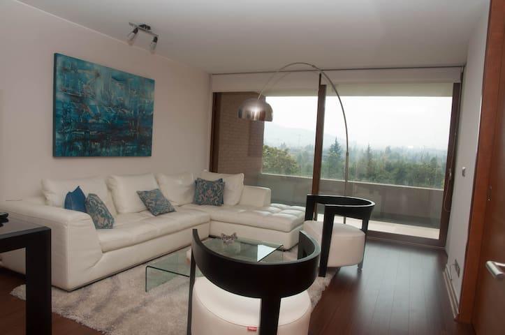Santiago Lo Barnechea Chile luxury&modern - Lo Barnechea - Apartment