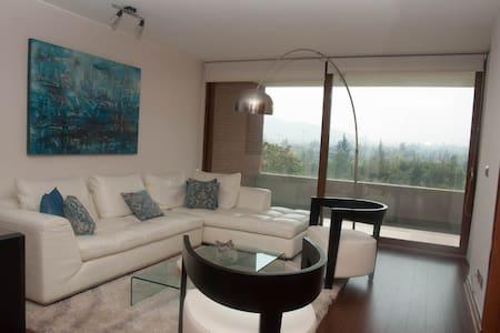 Santiago Lo Barnechea Chile amplio y moderno - Lo Barnechea - Apartment