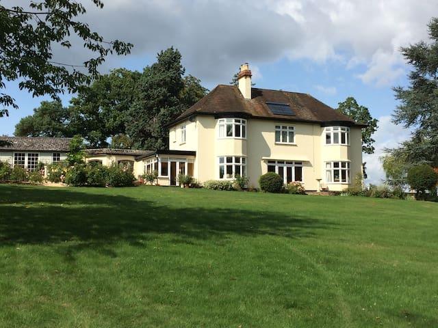Newton House, nr Ross-on-Wye