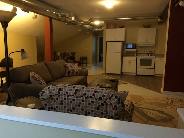 Hiram Private 2 bedroom apt - Hiram - Byt