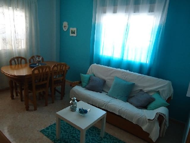 Apartment for 4-5 people 300 mt to the beach - San Javier - Condominium